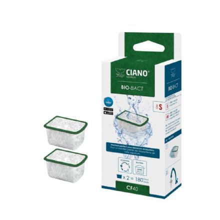 Ciano Aquarium Filter Media - Bio Bact CF20 / CF40 Small